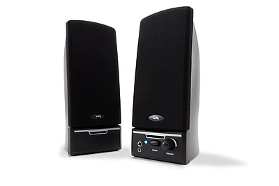 Cyber Acoustics 1.5 Watt 2-Piece Desktop Speaker System