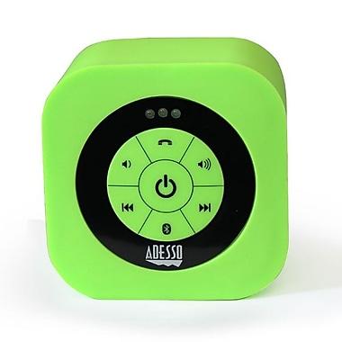 Adesso xtream S1 Bluetooth 3.0 Waterproof Speaker, Green