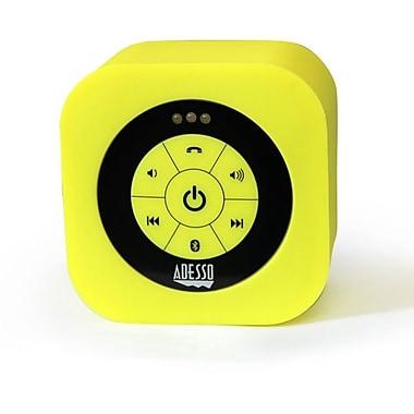 Adesso xtream S1 Bluetooth 3.0 Waterproof Speaker, Yellow