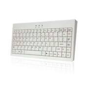 Adesso EasyTouch 110, Mini Keyboard, White
