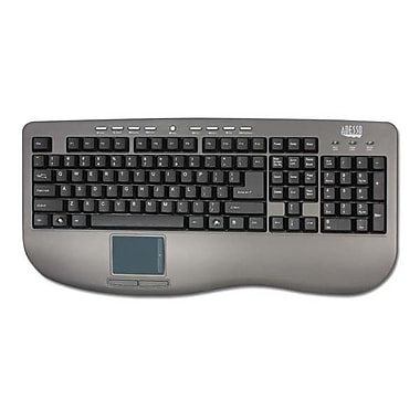 Adesso Win-Touch Pro 430, Desktop Touchpad Keyboard