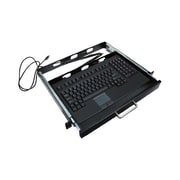 Adesso EasyTouch 730, Touchpad Keyboard with Rackmount