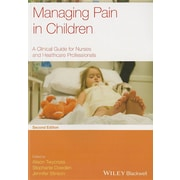 "Wiley-Blackwell ""Managing Pain in Children"" Book"