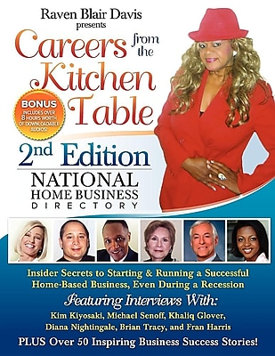Careers from the Kitchen Table Home Business Directory - Second Edition
