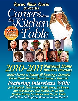 Careers from the Kitchen Table 2010 National Home Business Dcareers from the Kitchen Table 2010