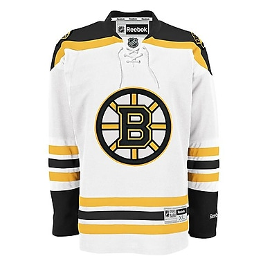 Reebok Boston Bruins, Premier Away Jersey, X Large