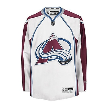 Reebok Colorado Avalanche, Premier Away Jersey, Large