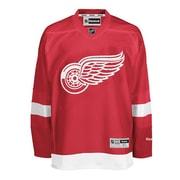 Reebok – Chandail des Red Wings de Détroit (à domicile) de qualité supérieure