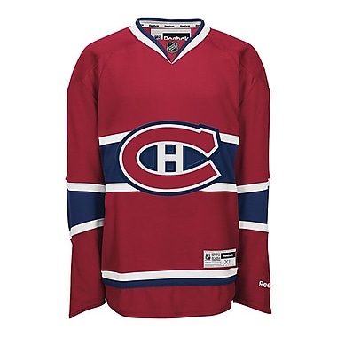 Reebok Montreal Canadiens, Premier Home Jersey, Small
