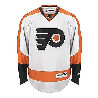 Reebok Philadelphia Flyers, Premier Away Jersey, Medium