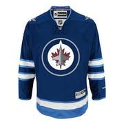 Reebok – Chandail des Jets de Winnipeg (à domicile) de qualité supérieure