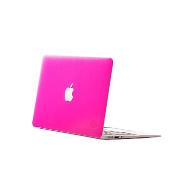 Onanoff – Étui pellicule pour MacBook Air de 13 po, rose fluo
