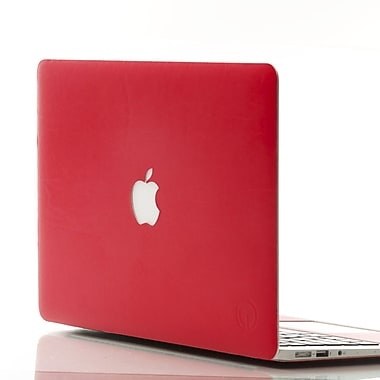 Onanoff – Étui pour MacBook Air de 13 po, rouge vif