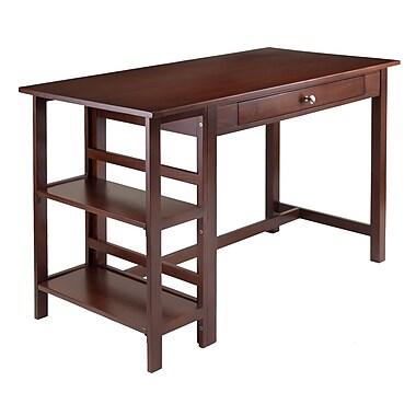 Winsome Velda Writing Desk, Antique Walnut (94550)