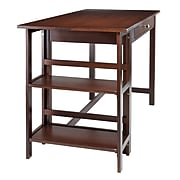 Winsome Velda 94550 Antique Walnut Writing Desk