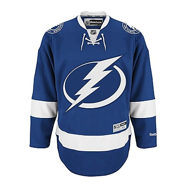 Reebok Tampa Bay Lightning, Premier Home Jerseys