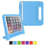 roocase KidArmor Kid Friendly Shock Proof Case Cover for iPad Air 2 2014 Blue