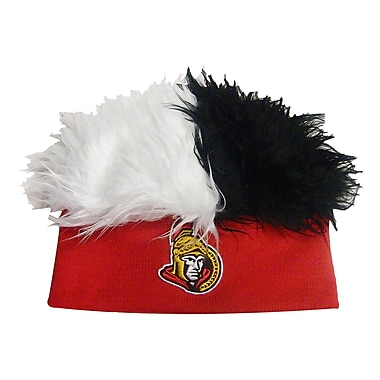 NHL Ottawa Senators, Faux Hair Toque