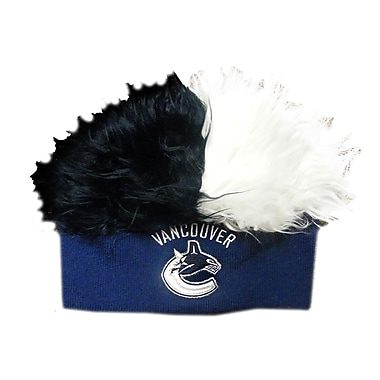 NHL Vancouver Canucks, Faux Hair Toque
