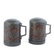 Old Dutch Art Nouveau Stovetop Salt and Pepper Set