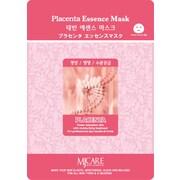Mj Care – Masque tissu à base de placenta, 5/paquet
