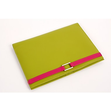 RKW Collection Genuine Leather Journal Cover, Meadow Green