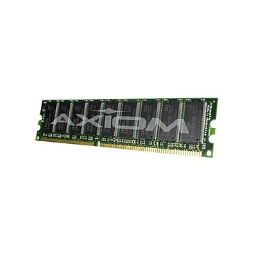 Axiom 1GB DDR SDRAM 400MHz (PC 3200) 184-Pin DIMM (AXR400N3Q/1G) for Pavilion T430.it