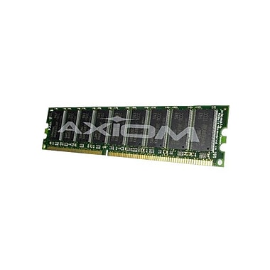 Axiom – Mémoire DDR SDRAM de 2 Go 400 MHz (PC 3200) DIMM à 184 broches (M9298G/A-AX) pour Power Mac