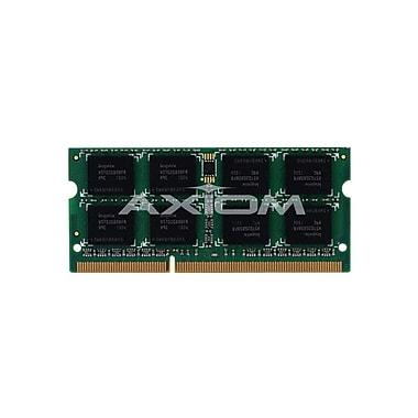 Axiom 4GB DDR3 SDRAM 1333MHz (PC3 10600) 204-Pin SoDIMM (MB1333/4G-AX) for Apple iMac
