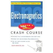 Schaum's Easy Outline of Electromagnetics Joseph Edminister Paperback
