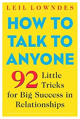 How to Talk to Anyone Leil Lowndes Paperback