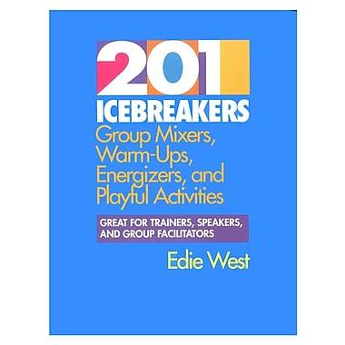201 Icebreakers Edie West Paperback