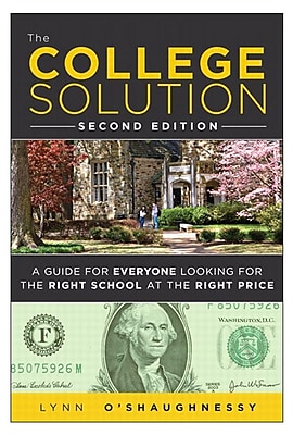 The College Solution Lynn O'Shaughnessy Paperback