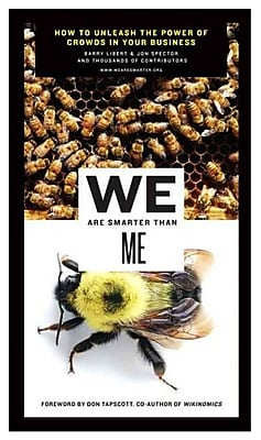 We Are Smarter Than Me Barry Libert, Jon Spector Paperback