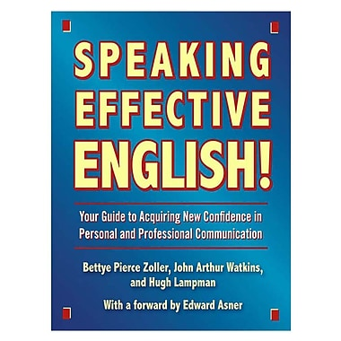 Speaking Effective English! Bettye Zoller, Hugh Lampman, John Arthur Watkins CD