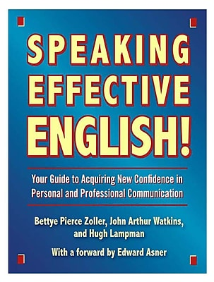 Speaking Effective English! Bettye Zoller, Hugh Lampman, John Arthur Watkins CD