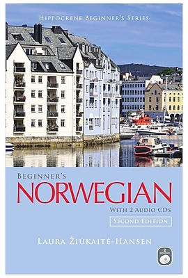 Beginner's Norwegian with 2 Audio CDs Laura Ziukaite-Hansen Paperback