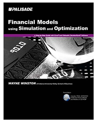 Financial Models Using Simulation and Optimization
