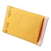 "8 1/2"" x 14"" Jiffylite® Self-Seal Mailer, Side Seam, #3,  Golden Brown, 100/CT (129661)"