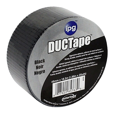 Intertape® Jobsite AC20 General Utility Duct Tape, 1.88