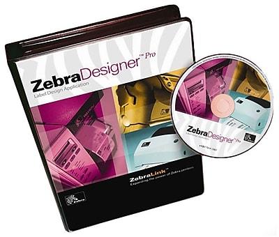 Zebra® Zebradesigner V.2.0 Pro Software Licensing, 1 User