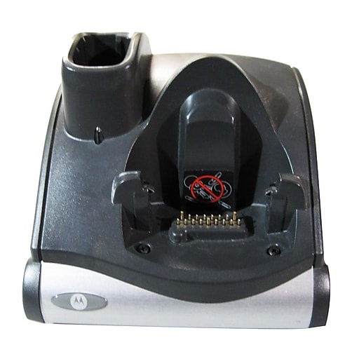 Motorola Symbol Single Slot Usbrs232 Charge Cradle With Spare