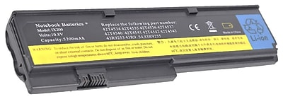 Lenovo  5200 mAh 6-Cell Lithium Ion Notebook