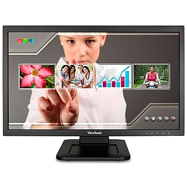 Viewsonic (TD2220) Intuitive Multi-Touch Design