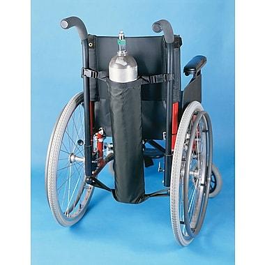 Bios – Support à bouteille d'oxygène pour fauteuils roulants