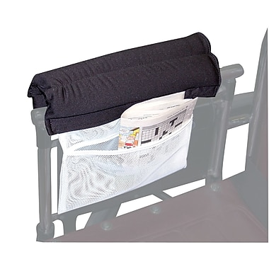 Bios Armrest Wheelchair Cushion with Storage Pouch
