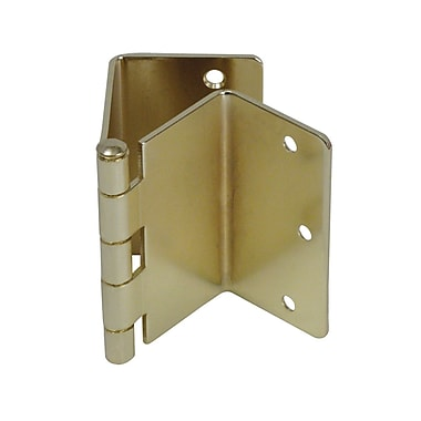 Bios Door Hinges Expandable, Brass
