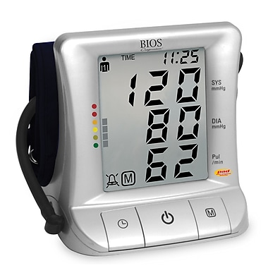 Bios Large LCD Blood Pressure Monitor