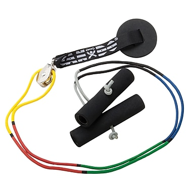 Bios Cando Visualizer Color-Coded Shoulder Exerciser with Pulley and Anchor Nub
