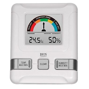BIOS - Hygromètre d'intérieur avec échelle de confort 258BC